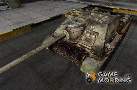 Шкурка для СУ-100 for World of Tanks
