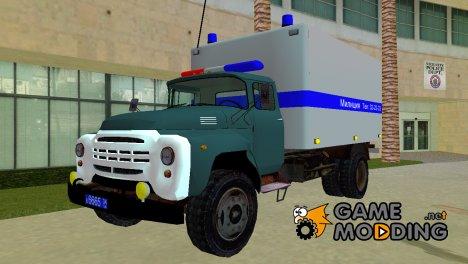 ЗиЛ 130 Милиция for GTA Vice City