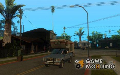 Пак прототипов машин (Грузовики и минивэны) для GTA San Andreas