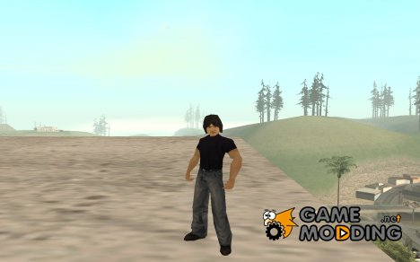 Jackie Chan for GTA San Andreas