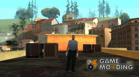 Paramedic pack v 0.1 для GTA San Andreas