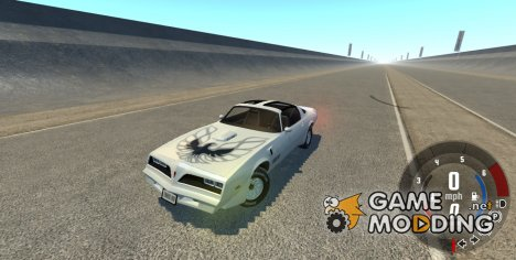 Pontiac Firebird Trans Am 1977 for BeamNG.Drive