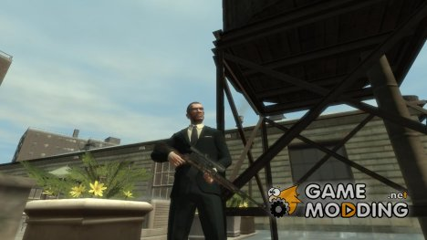 """Снайперская винтовка """"M21"""" для GTA 4"""