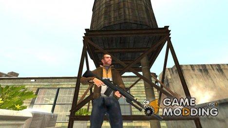 Полуавтоматическая винтовка M14 v.2 for GTA 4