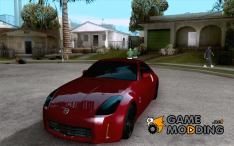Nissan 350Z Tunable for GTA San Andreas
