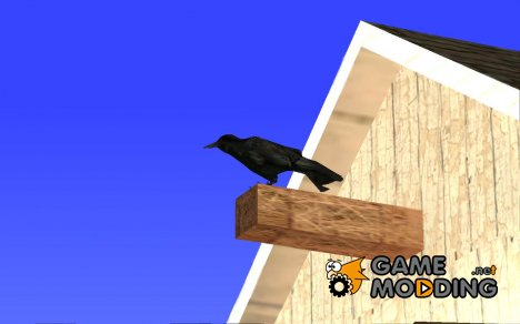 Crow mod for GTA San Andreas