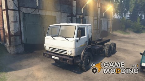 КамАЗ 55102 Turbo for Spintires 2014