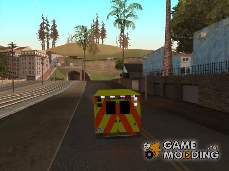 Пак службы для GTA San Andreas