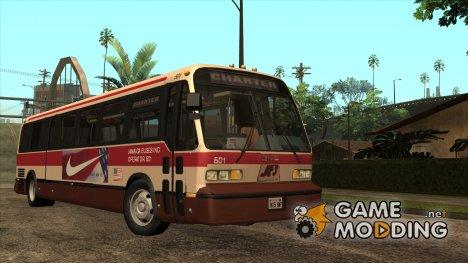 GMC RTS Jamaica Buses (1985-1986) для GTA San Andreas