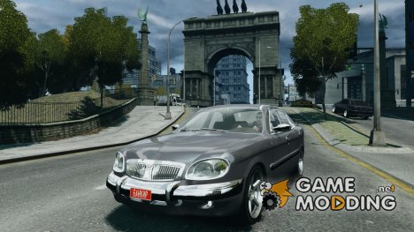 ГАЗ 3111 для GTA 4