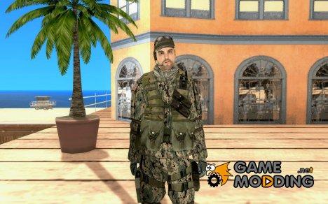 Новый солдат for GTA San Andreas