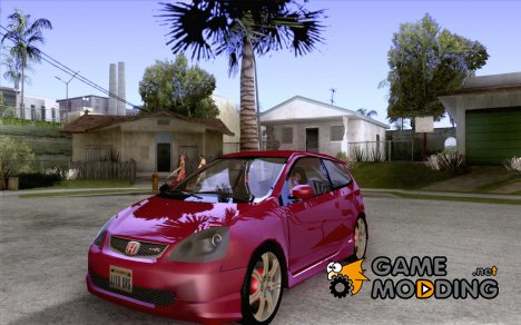 Honda Civic Type R for GTA San Andreas