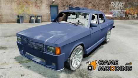 ГАЗ 3102 for GTA 4
