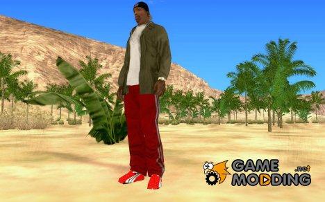 PUMA UKE Schuhe для GTA San Andreas