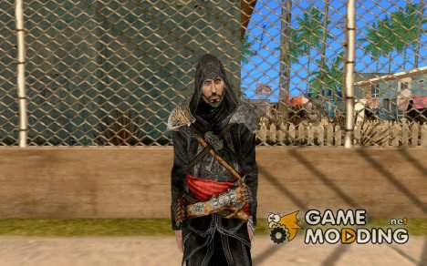 Ezio Auditore из Assassin's Creed для GTA San Andreas