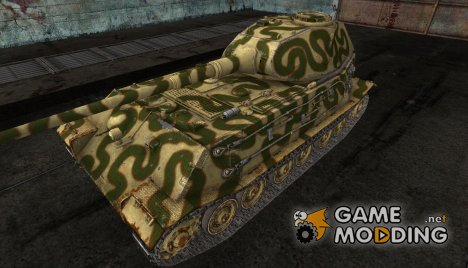 VK450p2(P) Ausf. B Macakapu for World of Tanks