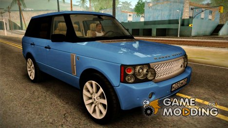Range Rover Supercharged for GTA San Andreas
