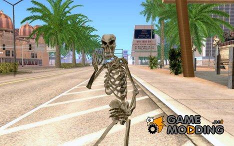 Скелет из готики 3 for GTA San Andreas