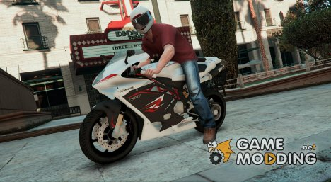 MV Agusta F4 RR v1.1 for GTA 5