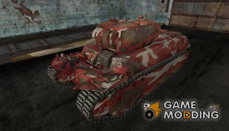M6 Hadriel87 for World of Tanks