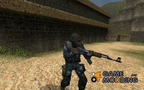 Digital SAS for Counter-Strike Source