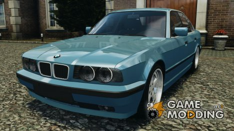 BMW E34 V8 540i for GTA 4