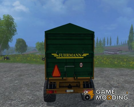 Fuhrmann 4AKI56 V 1.0 for Farming Simulator 2015