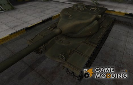 Шкурка для американского танка T57 Heavy Tank for World of Tanks