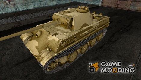 PzKpfw V Panther 08 for World of Tanks