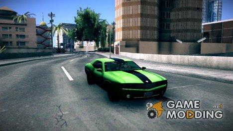 Gauntlet GTA V for GTA San Andreas