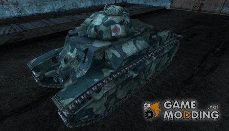 Шкурка для D2 for World of Tanks
