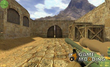 cartoon-AWP для Counter-Strike 1.6