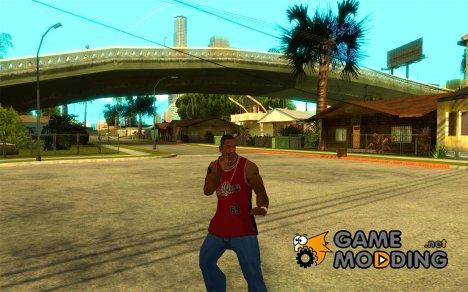 Разные стили борьбы для GTA San Andreas