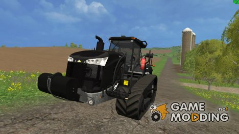 Cat Challenger MT875E 2016 X-Edition v 1.1 for Farming Simulator 2015