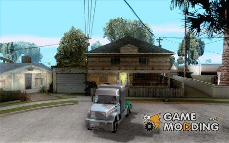 СуперЗиЛ v.1.0b for GTA San Andreas