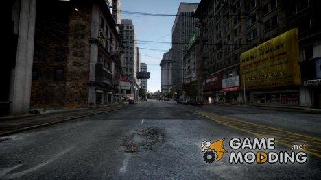 Grand Theft Auto IV - Custom Enb V2 для GTA 4