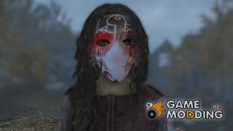 Mask of Blades for TES V Skyrim