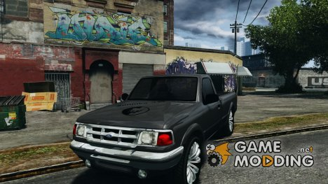 Ford Ranger for GTA 4