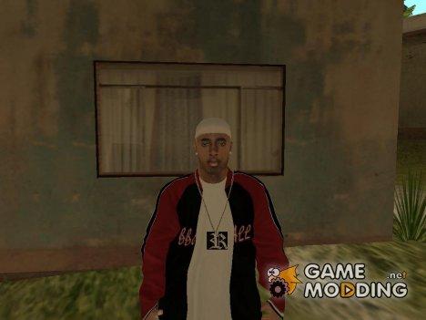 Скин из GTA 4 v32 for GTA San Andreas
