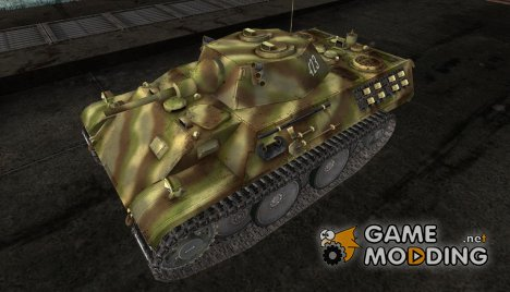 Шкурка для Leopard for World of Tanks