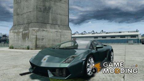 Lamborghini Gallardo LP 560-4 для GTA 4