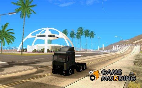 МАЗ 643068 for GTA San Andreas