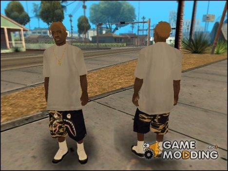 Dreadlock v.2 for GTA San Andreas