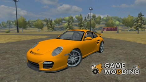 Porsche 911 for Farming Simulator 2013