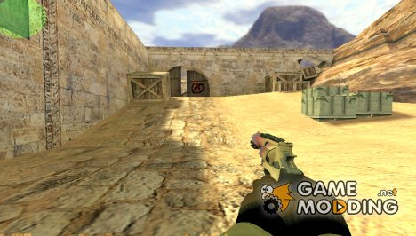 R8 Revolver Градиент for Counter-Strike 1.6