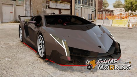 Lamborghini Veneno for GTA 4