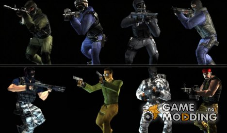 CS 1.6 Original Skins для Counter-Strike 1.6