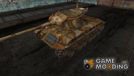 Шкурка для T25/2 для World of Tanks