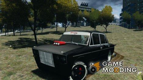 ВАЗ 2103 заточенная под драг for GTA 4