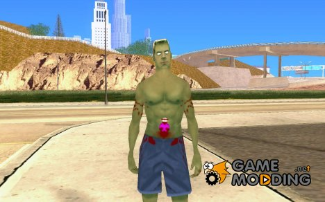 Zombie Skin - wmybe for GTA San Andreas